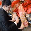 【婚品免费送】已完婚,幸福传递~婚鞋戒指盒团扇