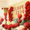 婚房布置粘气球,用什么才不会破坏墙面?