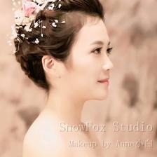 上海新娘跟妆推荐