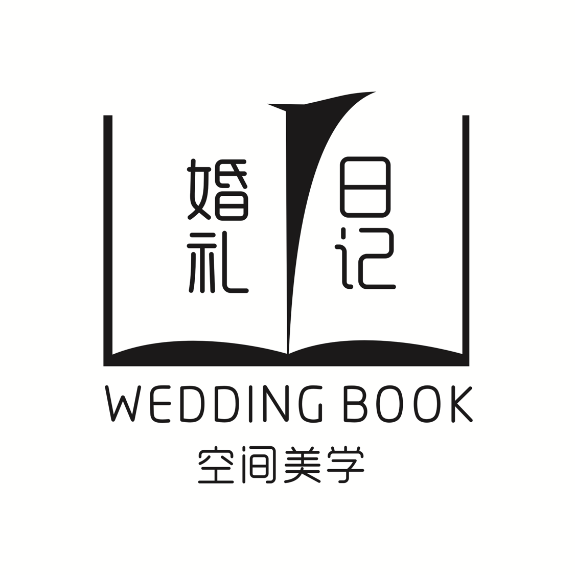 WEDDING BOOK婚礼日记