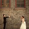 年轻人就得拍明星般的婚纱照!