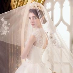 米亞高端婚纱造型【光谷部】