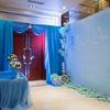 我的海洋风混搭哆啦A梦婚礼 最爱蓝色