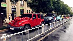 【jeep】牧马人