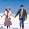 冬日恋歌系列婚纱照 帮我选一下伴手礼