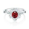 买彩宝作为订婚戒指?彩宝VS钻石求意见!