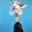 【婚礼纪录】 见过冰淇淋款的手捧花吗 满满少女心