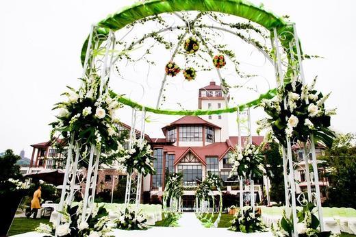 主题婚礼:锦绣御园