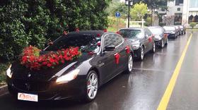 【玛莎拉蒂】总裁Quattroporte(新)/1辆+【奥迪】A6L(新)/5辆 or 【奔驰】S级/5辆