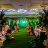 【大婚礼成】小西西和大零零的绿森林完美假期!