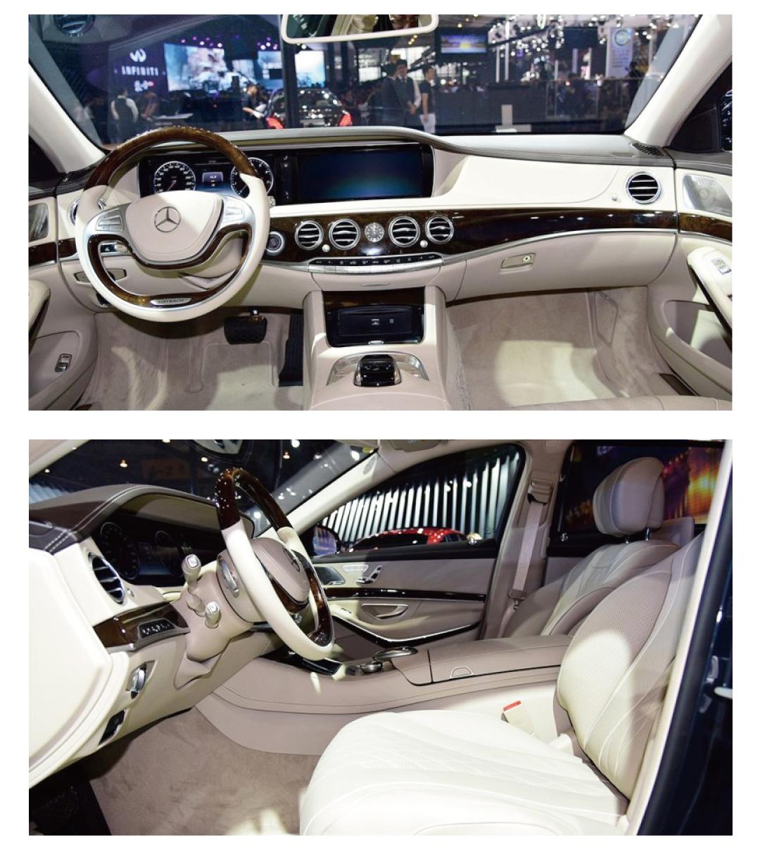 【奔驰】S550