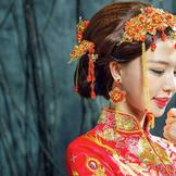 拍结婚照怎样搭配服装好?