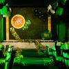 喜欢所有跟绿色相关的东西,所以主题婚礼也是!