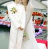 有没有结婚玩的反串 我穿西服老公穿婚纱的那种!