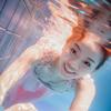 百里挑一的水下婚纱照 拍的超累