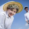 青海湖旅拍,拍出小清新风格