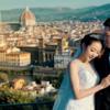 佛罗伦萨城市旅拍,十足的电影大片