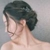 婚纱照花絮 挖掘了自己小清新的潜质 好开心