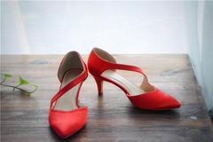 婚鞋只能穿一次吗?新娘婚鞋讲究最全整理