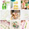 DIY婚礼分享!蜡烛当路引本子当桌号也是厉害了