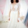 这三件主纱怎么选?小清新森系婚礼