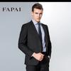 全新法派秋冬男士商务正装西服套装黑色休 全新的西装