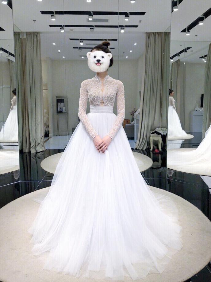【求助】婚礼要准备几套衣服呢?大家都准备了几件?