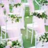 设计师给的草坪婚礼图