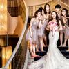 梦幻星空 超爱自己的婚礼布置
