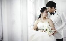 140斤胖女孩婚纱照怎么拍好看