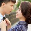 婚纱照出来了地点松江广富林路蔚蓝天地