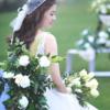 草坪婚礼穿搭指南 齐地纱什么的最清新啦~
