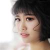 最爱日系!暖橘色妆容&短发试妆造型