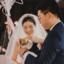 急!!婚礼仪式的时候,你的婚戒会如何闪亮登场?