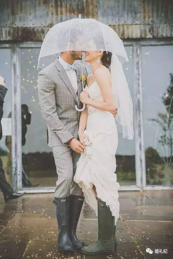 全程尬拍?我从明星婚纱照中总结了8类创意婚纱照pose