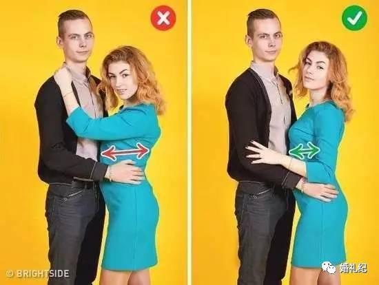婚纱照这些pose不能摆!谁摆谁丑!