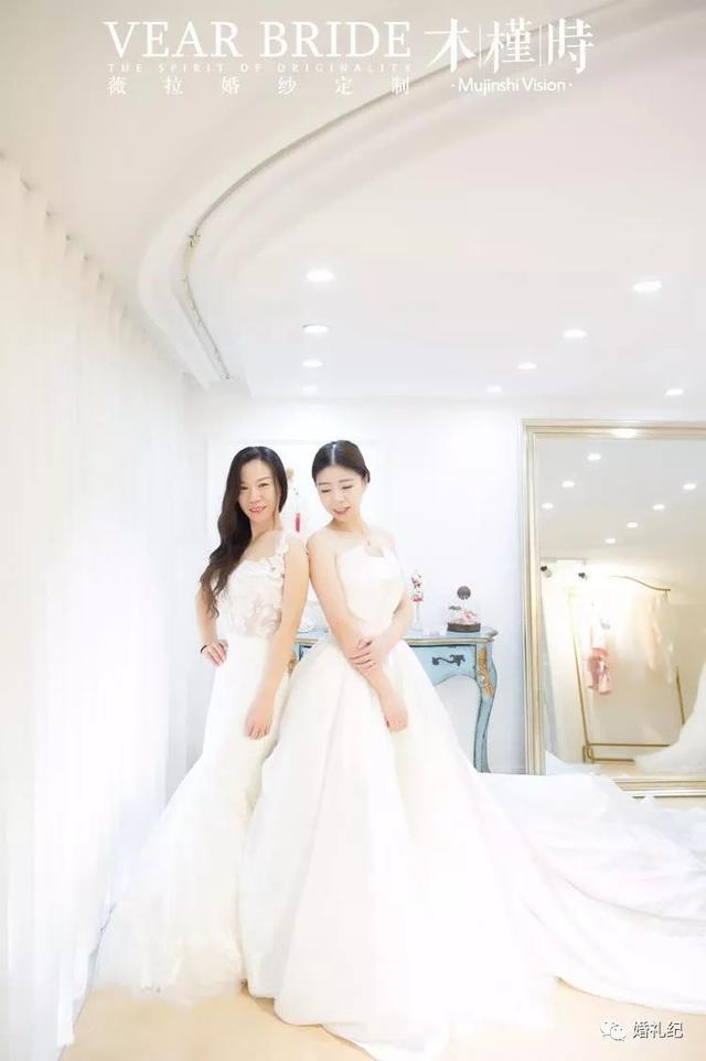 她的选纱过程告诉我,穿婚纱最大的隐形难题是它!| 试纱记