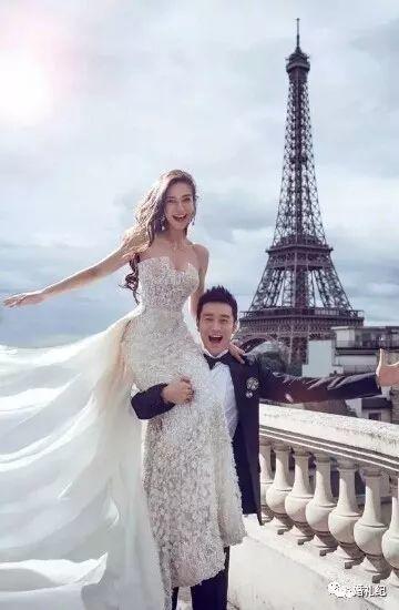 """1米5的冯提莫上热搜又出""""照骗"""",原来婚纱照这样拍最显高"""