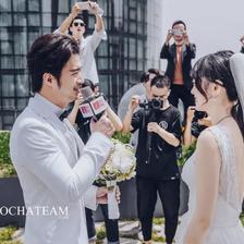 农村大院爆改成ins网红婚礼现场,谁说结婚非酒店不可?
