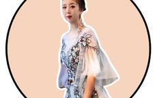 白色婚纱不喜欢,黑色不敢穿,为什么不这样试试看!