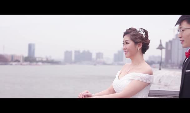 康少婚礼司仪视频