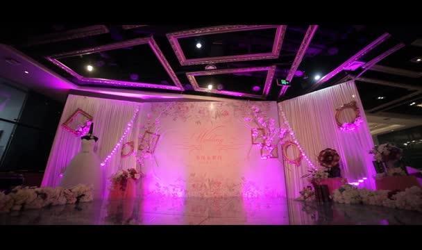 低调主题婚礼婚礼策划视频