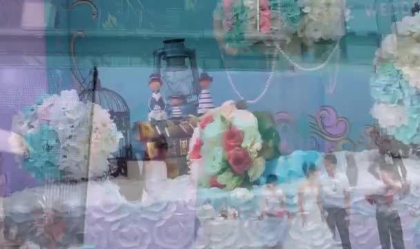 蒂芙尼蓝室内婚礼策划视频