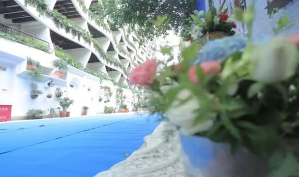 时代主持团-安风-户外小清新婚礼主持视频