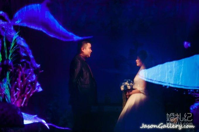 杰森影像(室内全息投影婚礼)
