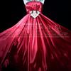 已美瞎!盛唐中国风新娘礼服