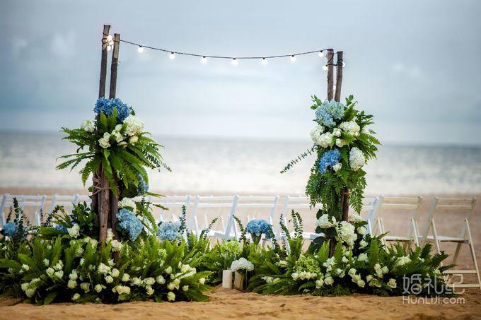 三亚海滩婚礼