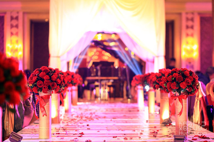 【偲蕊宴会定制】主题婚礼——摇滚青春,婚礼策划公司