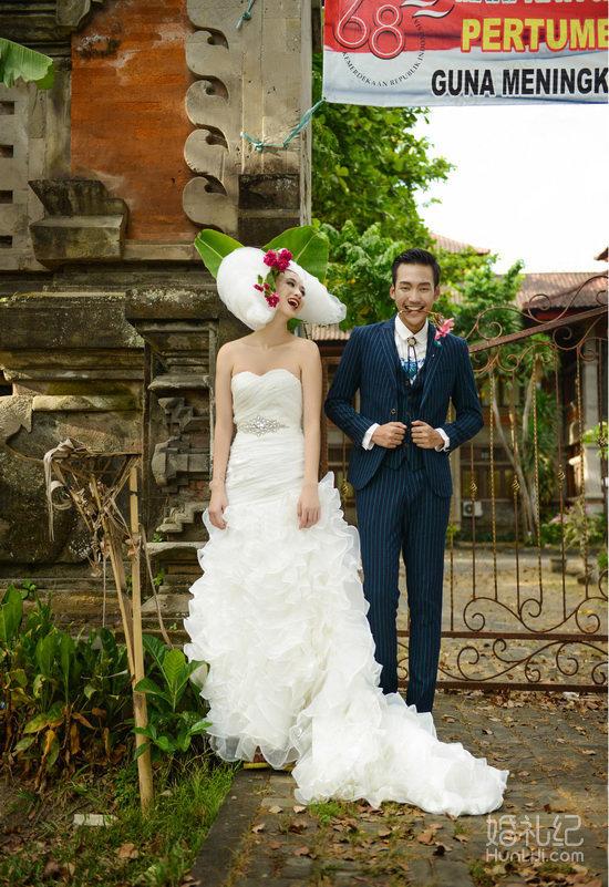 为爱之旅---巴厘岛蜜月旅行(纯拍套系)