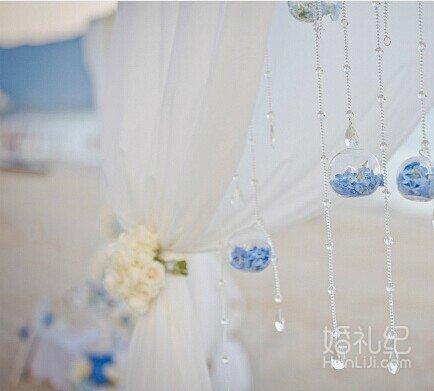 eros婚礼--蓝色海洋主题婚礼